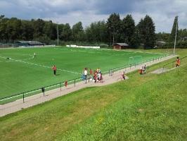 Integratives Fussballcamp 2011