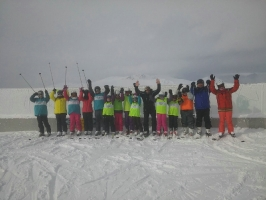 4. Skitag - Schneefall_10