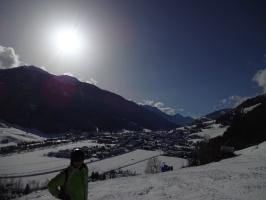 5. Skitag - Sonne_1