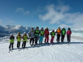 5. Skitag - Sonne_7